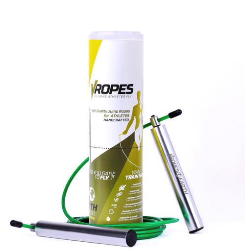 VELITES VROPES EARTH Speed Rope - www.BattleBoxUk.com