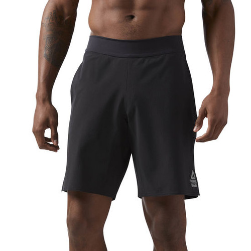 MEN CROSSFIT REEBOK CROSSFIT SPEED PRO SHORTS Black (CD4484) www.battleboxuk.com