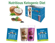 "Islaverde® KETOGENIC DIET ""QUICK KETOSIS"" 523 kcal/day, 5 days Set DIET SHAKE For Weight Loss Fat Burn"