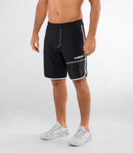 VIRUS | ST5 | MEN'S VELOCITY SHORT | Black White www.battleboxuk.com