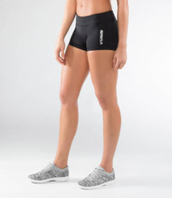 VIRUS | ECO22 | STAY COOL DATA TRAINING SHORT | Black Silver