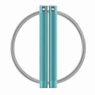 RPM Training Speed Rope 3.0 NEW Aqua Session With Coated Cable - www.BattleBoxUk.com