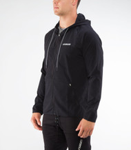 VIRUS | CO22 | AIRFLEX V2 ZIP JACKET | BLACK