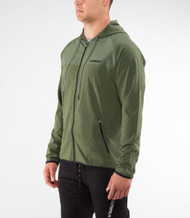 VIRUS | CO22 | AIRFLEX V2 ZIP JACKET | OLIVE GREEN