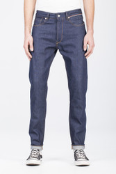 BENZAK DENIM | B-03 TAPERED 13 oz.| Candiani Indigo Selvedge