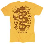 RokFit | Go Fast | Men's Tee - www.BattleBoxUk.com