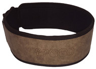 "2POOD ""The Ranch"" Straight Weightlifting Belt with WODclamp® - www.BattleBoxUk.com"
