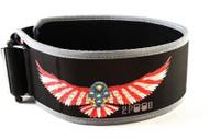 "2POOD ""Freebird"" Straight Belt (w/ WODclamp®)  www.BattleBoxUk.com"