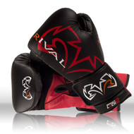 Rival Boxing RS11V-Evolution Sparring Gloves Black/Red