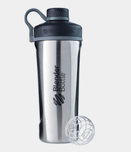 BLENDER BOTTLE® | RADIAN™ INSULATED STAINLESS STEEL | NATURAL WW.BATTLEBOXUK.COM