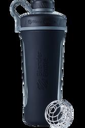BLENDER BOTTLE® | RADIAN GLASS | BLACK | 28OZ / 820ML WWW.BATTLEBOXUK.COM
