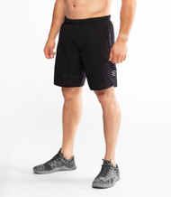 VIRUS | ST8 | ORIGIN 2 MEN'S ACTIVE SHORT | BLACK CAMO