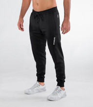 VIRUS BIOCERAMIC™ | AU26 | ICONX BIOCERAMIC™ PERFORMANCE PANT BLACK/SILVER (ES112001 BKSL) - www.BattleBoxUk.com