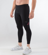 VIRUS | KCRX9 | KILLER CUB STAY COOL COMPRESSION TECH PANT (KCRX9 KCSC131754 BLK) - www.BattleBoxUk.com