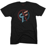 RokFit | THE AMERICANA | Men's T-Shirt - www.BattleBoxUk.com