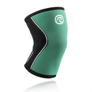REHBAND 2018 EDITION | RX 5MM KNEE SLEEVE | EMERALD GREEN - www.BattleBoxUk.com