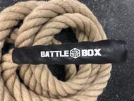 Battle Box Polyhemp Climbing Rope
