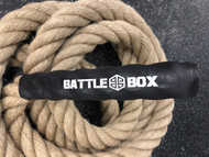 Battle Box Climbing Rope - www.BattleBoxUk.com