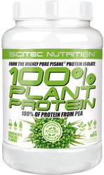 SCITEC NUTRITION 100% PLANT PROTEIN CHOCOLATE PRALINE 900G