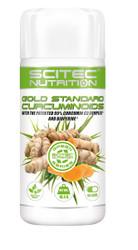 SCITEC NUTRITION GOLD STANDARD CURCUMINOIDS 60CAPS