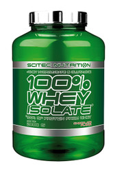 SCITEC NUTRITION 100% WHEY ISOLATE PROTEIN 2000G