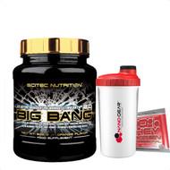 Scitec Nutrition Big Bang 825g Orange Mega Strong Pre-Workout Stimulant
