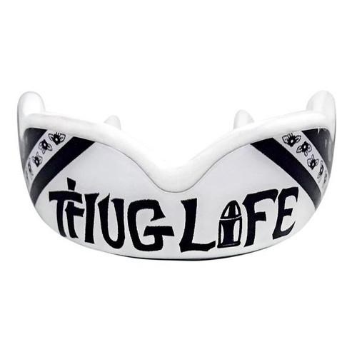 DAMAGE CONTROL Thug Life HIGH IMPACT MOUTHGUARD GUM SHIELDS - www.BattleBoxUk.com