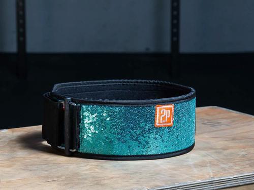 2POOD | Mermaid Straight Belt (sparkle) (w/WODclamp®) www.BattleBoxUk.com