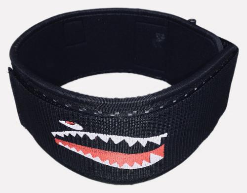 2POOD | Sharknado Straight Belt (w/WODclamp®)  www.battleboxuk.com