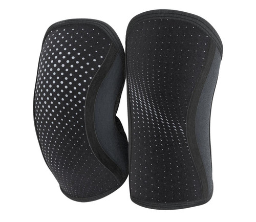 RockTAPE Assassins ® Halftone Knee Sleeves - Knee Support & Protection Caps 5mm or 7mm  - www.BattleBoxUk.com