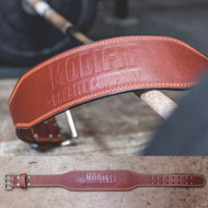 ModiFit | Leather Weight Lifting Belt | Classic Edition