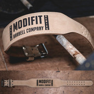 ModiFit | Weight Lifting Belt Elite | Nubuck Leather