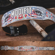 ModiFit  | Weight Lifting Belt Elite Tattoo Edition
