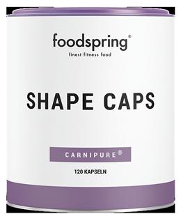 FOODSPRING SHAPE CAPS WWW.BATTLEBOXUK.COM