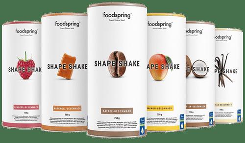 FOODSPRING SHAPE SHAKE PROTEIN  WWW.BATTLEBOXUK.COM