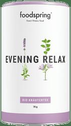 FOODSPRING | FUNCTIONAL ORGANIC TEA | EVENING RELAX WWW.BATTLEBOXUK.COM