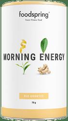 FOODSPRING | FUNCTIONAL ORGANIC TEA | MORNING ENERGY WWW.BATTLEBOXUK.COM