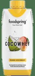 FOODSPRING COCOWHEY MANGO