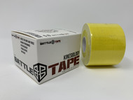 BattleTape™ | Kinesiology Tape | Yellow www.battleboxuk.com