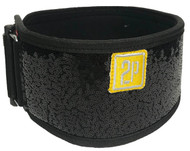 2POOD | Black Magic Straight belt (sparkle) (w/ WODclamp®) www.BattleBoxUk.com