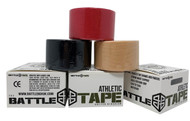 BattleTape™ | Athletic Tape | www.BattleBoxUk.com