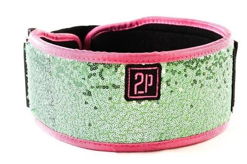 2POOD|Sweet Tart Straight Belt (sparkle)w/ WODclamp®)  www.battleboxuk.com