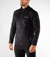 VIRUS | AU17 | BIOFLEET TRAINING FULL ZIP JACKET | BLACK CAMO  WWW.BATTLEBOXUK.COM
