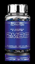SCITEC NUTRITION |  ZMB6 | Zink | Magnesium Vit B6 ZMA Testosterone Booster