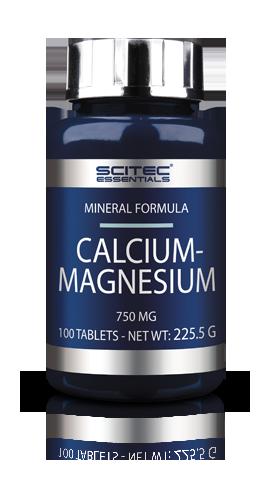 SCITEC NUTRITION   Calcium-Magnesium WWW.BATTLEBOXUK.COM