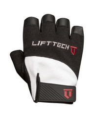 LIFT TECH | ELITE GLOVES | BLACK WWW.BATTLEBOXUK.COM