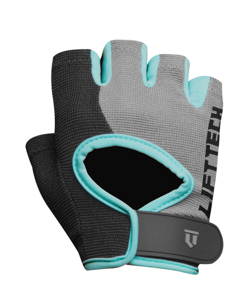 LIFT TECH | WMN'S CLASSIC GLOVES | TEAL www.battleboxuk.com
