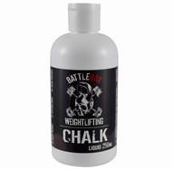 BATTLEBOX WEIGHTLIFTING™ | 250ml Premium Liquid Chalk For Rock Climbing Gymnastics Gym Pole Dancing WeightLifting - www.BattleBoxUk.com