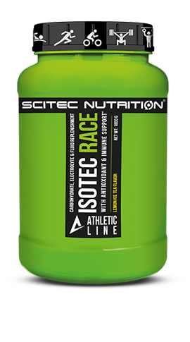 SCITEC ATHLETIC LINE | ISOTEC RACE WWW.BATTLEBOXUK.COM
