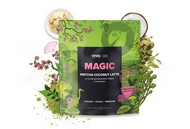 VIVO LIFE MATCHA COCONUT LATTE Adaptogenic Mushroom Latte Vegan and Paleo  - www.BattleBoxUk.com
